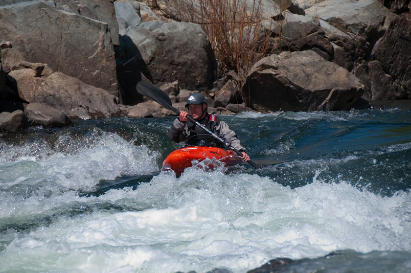 Ol on the South Fork of the American River
