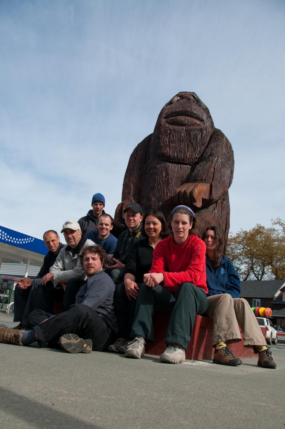Team Cali feat. bigfoot